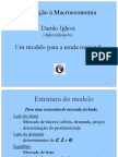 Igliori Macro 2016 Modelo de Renda Nacional