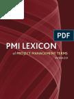 PMI Lexicon