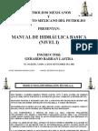 Manual de Hidráulica Básica NIVEL I - PEMEX.doc