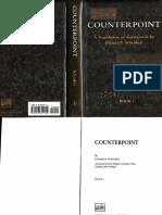 Schenker, Heinrich - Counterpoint - Book I.pdf
