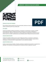 CMV - Tabela Granalhas de Aço
