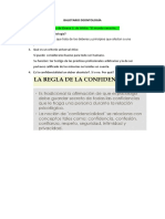 BALOTARIO DEONTOLOGÍA