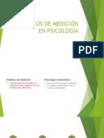 MODELOS DE MEDICIÓN EN PSICOLOGÍA.pptx