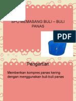Memasang Buli