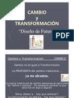 Cambio y Transformacion