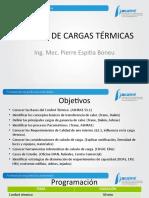 Cargas Termicas Diplomado ACAIRE2016 Rev2