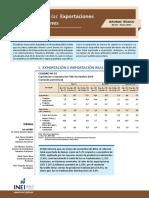 01 Informe Tecnico n01 Exportaciones e Importaciones Nov2016