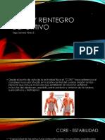 Core y Reintegro Deportivo