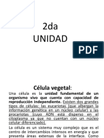 2da Unidad - Botanica