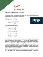 ElectroFlow Operación Interna