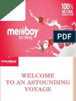 Meriiboy Tasting Session