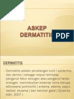 Askep Dermatitis