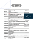 HPC AC Perth Agenda 2017