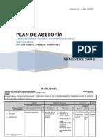 Plan de Clases Aplicaciones Graficas Sem 2010-b