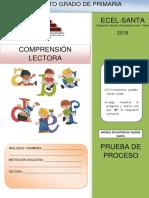 Examen Comun. 4º Grado -2016