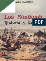 Los Aonikenk