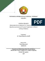 Critical Appraisal Jurnal Sharaswati Dr Tatag