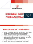 kedudukanpmrdlmorganisasi-130116112936-phpapp02