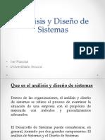 INSUCO Analisis y Diseño 1P.clase 1