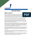 Tyroid Cancer