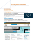 Install SAP HANA Studio