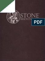 Stone Brewing Co. Info Book