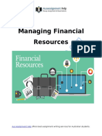 Managing Financial Resources for Business