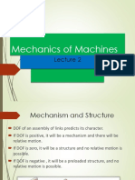 Mechanics of Machines Basics