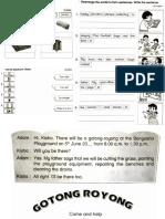 English Revision year 2