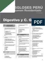 Desglose Digestivo y Cirugia General