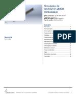 W610x101x8000 (Simulação)-Análise Estática 2-1