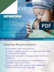 Lancet Newborn Short PPT REVISED-Oct 7