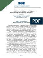 Real Decreto 9192014, De 31 de Octubre, Por El Que Se Aprueba El