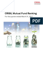 CRISIL Mutual Fund Ranking-Mar-2017