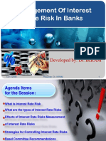 l 5 Interest Rate Risk