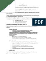 metodologia de investigacion resumen