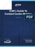 Call Centre MetricsGuide eBook FINAL