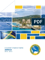 CDB Country Strategy Jamaica 2014-16 FINAL