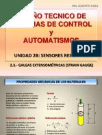 AUTOMATISMOS Y SISTEMAS DE CONTROL. UNIDAD 2B