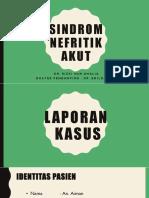 Sindrom Nefritik Akut.pptx
