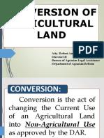 Dar Conversion