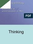 V Critical Thinking-030908b
