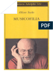 Sacks, Oliver - Musicofilia