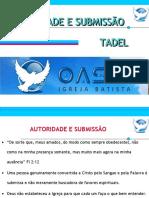 TADEL - Autoridade e Submissão