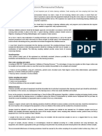 Sampling in Cleaning Validation in Pharmaceutical Industry _ Pharmaceutical Guidelines