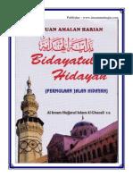 Terjemah Kitab Bidayatul Bidayah PDF