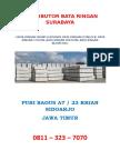DISTRIBUTOR BATA RINGAN BLESSCON, 0811 – 323 – 7070 (WA)
