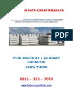 DISTRIBUTOR BATA RINGAN FOCON, 0811 – 323 – 7070 (WA)