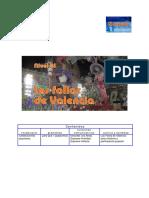 B1 Las Fallas de Valencia Actividades