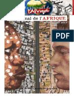 Journal de l'Afrique 34